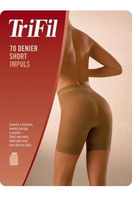 SHORT IMPULS REDUTOR TRIFIL 6323  - loja / Chocolate com Pimenta.